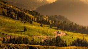 Sheepfold zdjęcie royalty free