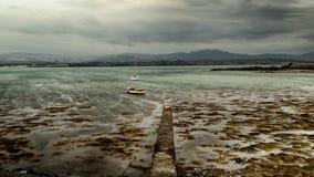Sheephaven fjärd, Co Donegal Irland royaltyfri foto
