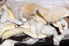sheepskin Fotografia Stock