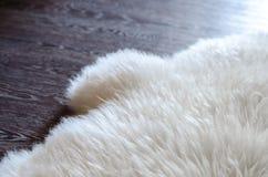 sheepskin Arkivfoto