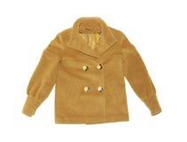 Sheepskin Coat Stock Images