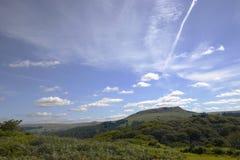 Sheepstor在Dartmoor国家公园 免版税库存图片