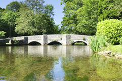 Sheepwash Bridge Royalty Free Stock Photo
