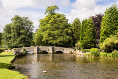 Sheepwash bridge Royalty Free Stock Images