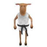 Sheepy - Master Royalty Free Stock Photography