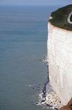 Sheer Cliffs Near Beachy Head Royalty Free Stock Photo