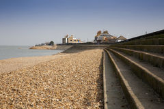 Sheerness beach Stock Photography