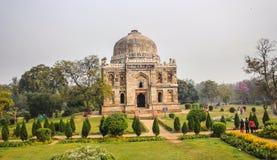 Sheesh Gumbad, jardins de Lodhi, New Delhi Photo libre de droits