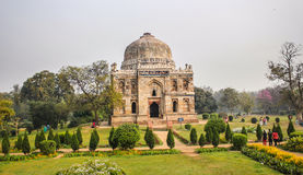 Sheesh Gumbad, Lodhi Gardens, New Delhi Royalty Free Stock Photo
