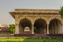 Sheesh Mahal in Agra Fort India Royalty Free Stock Image
