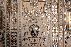 Sheesh Mahal Artwork Royalty Free Stock Image