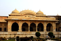 Sheesh Mahal chez Amer Palace Photographie stock libre de droits