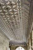 Sheesh Mahal el Pasillo de espejos imágenes de archivo libres de regalías
