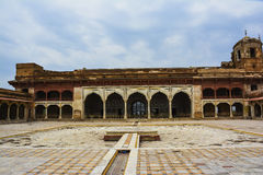 Sheesh Mahal Lahore Fort. The Sheesh Mahal The Palace of Mirrors; Urdu: شیش محل is located within the Shah Burj block in northern-western corner of Stock Photos