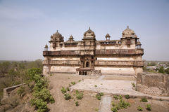Sheesh Mahal ou Jahangir Mahal Photos stock
