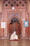 Sheesh Mahal, site d'héritage, Âgrâ, Inde, 2012, 1er le janvier, Images stock