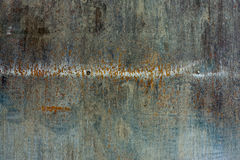 Sheet aluminum textured dirty. stock photo