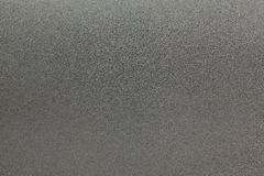 Sheet of black sand paper Royalty Free Stock Photo