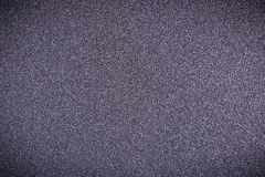 Sheet of black sandpaper Royalty Free Stock Images