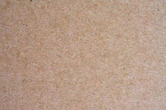 Sheet of brown paper Stock Photo