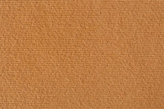 Sheet of brown paper useful as a background.  Stock Photo