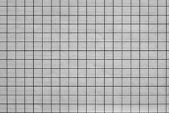 Sheet of checkered paper. The sheet of checkered paper of a notebook for arithmetics and for a school background or for wallpaper Stock Photography