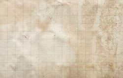 Sheet of graph paper Stock Photography