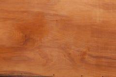 Sheet mahogany veneer plywood closeup background Stock Photo