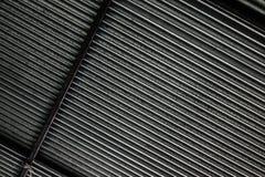 Sheet metal ceiling Stock Photos