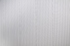 Sheet metal, corrugated wall building Stock Photography