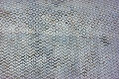 Sheet Metal Pattern Royalty Free Stock Images