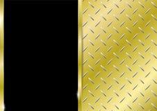 Sheet metal pattern Stock Photography