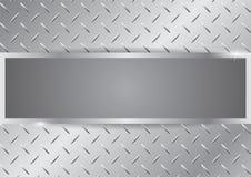 Sheet metal pattern Royalty Free Stock Photography