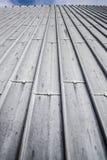 Sheet Metal Roof Stock Photos
