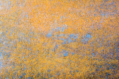 Sheet metal rusty. Rusty metal sheet texture background Stock Image