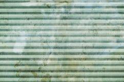 Sheet metal texture. Royalty Free Stock Photography