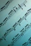 Sheet Music Stock Photos