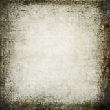 Sheet of old, soiled paper background. Grunge texture Stock Photos