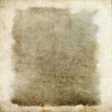 Sheet of old, soiled paper background Stock Image
