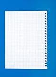 Sheet of paper Stock Photos