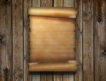 Sheet of papyrus Royalty Free Stock Image