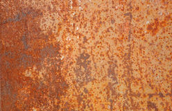 Sheet of rusty iron Stock Images