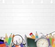 Sheet school Stock Photos