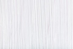 Sheet of white light colored corrugated paper Stock Photography
