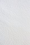 Sheet of white textured paper Stock Photography