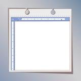 Sheet wrd. Sheet paper label word text info sticker Stock Photos