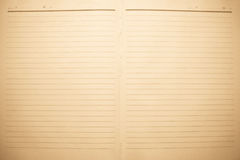 Sheets of old notebooks used as background. Vintage. Paper texture royalty free stock photos