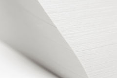 Sheets of paper Stock Photo
