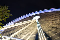 Sheffield Big Wheel. Big wheel in the center of Sheffield Royalty Free Stock Photos