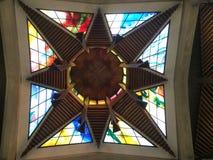 Sheffield Cathedral Royalty-vrije Stock Foto's